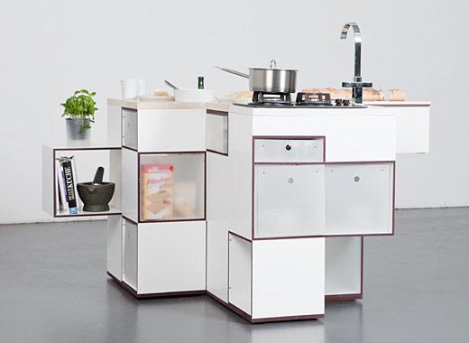 German Modular Kitchen Designs