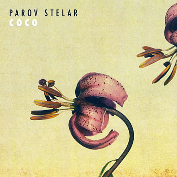 Album art from Parov Stelar's 2009 album, Coco