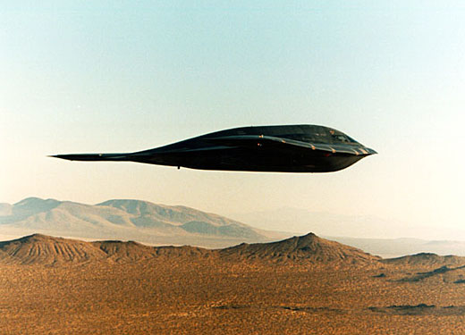 The B-2 Spirit planes averaged $2.1 billion per aircraft