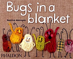 A story about a bunch of bugs that live in an old blanket and have never ventured out