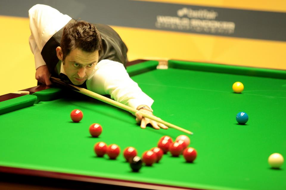 Ronnie O'Sullivan defeated Barry Hawkins for his fifth World title
